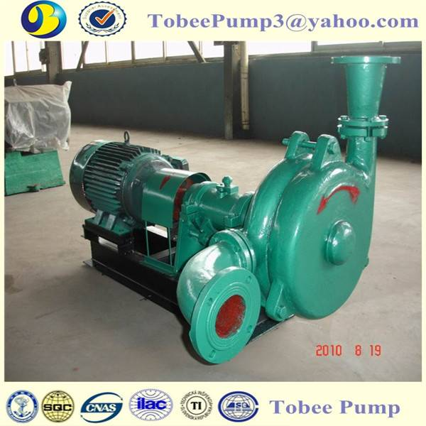 Vertical high chrome slurry pump