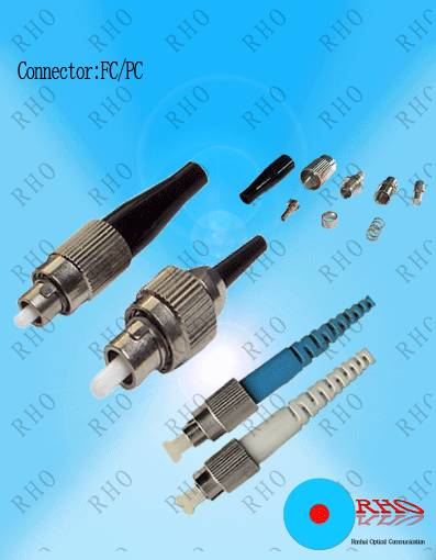 PC Polishing FC Fiber Optic Connector
