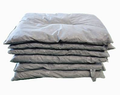 Universal Sorbent Cushions For Liquid Leak Control