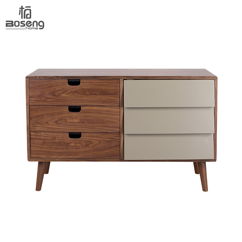 cabinet 3 drawers with 1 door