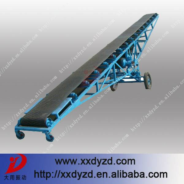 automatic conveyor belt fastener conveyor