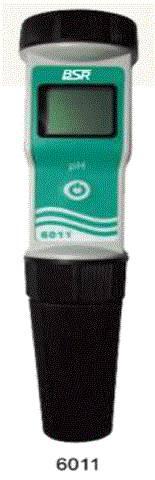 Waterproof  Handheld  Tester  pH