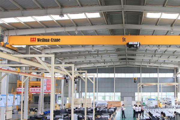 FEM/DIN Single Girder Overhead Crane