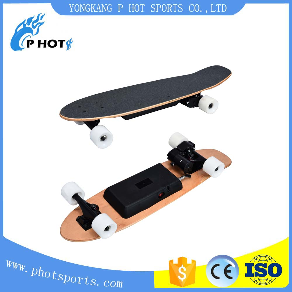 Fashion cheap e skateboard 29 inch lithium battery electric skate board Electric longboard skateboar