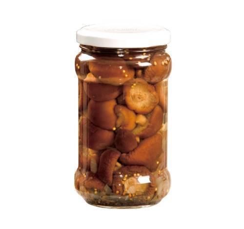 canned shiitake