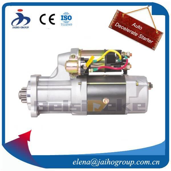 Starter Motor for Kubota V3300 Kubota Starter 12V 2.5kW 9T  1K01263011 M008T50471 M8T50471