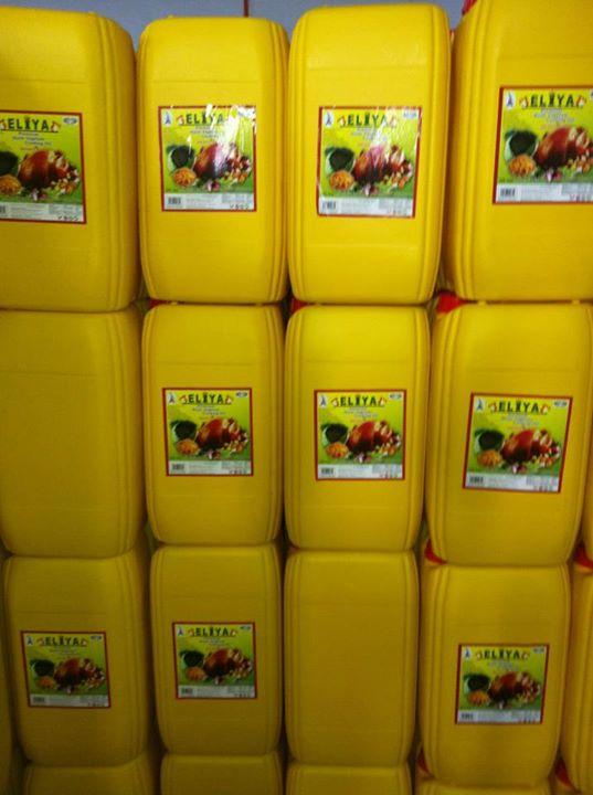 Quality Palm Oil
