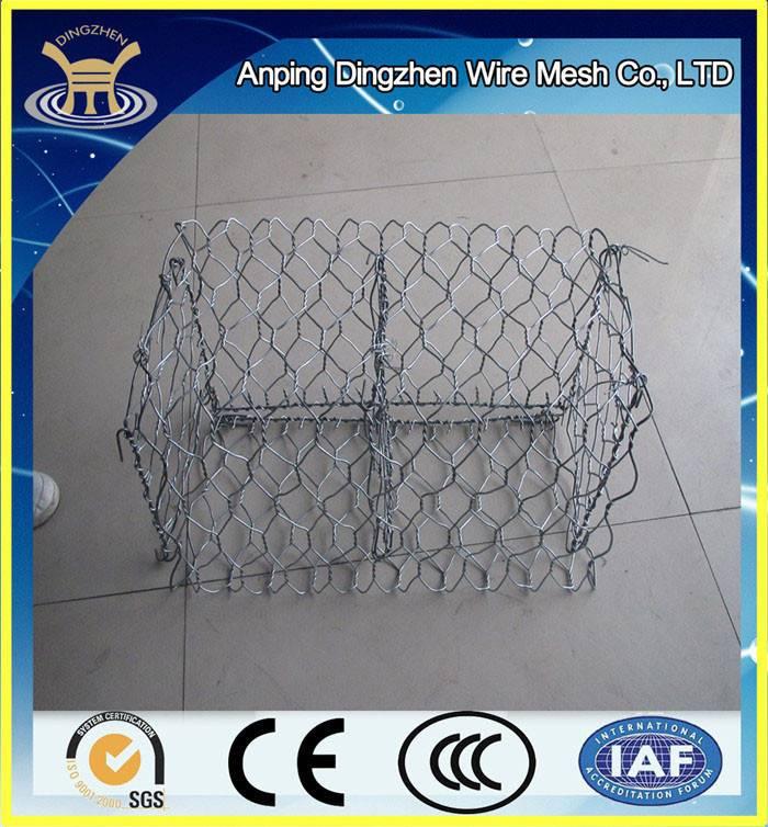 Cheap Gabion Basket For Sale / High Quality Gabion Basket Price / Used Gabion Basket