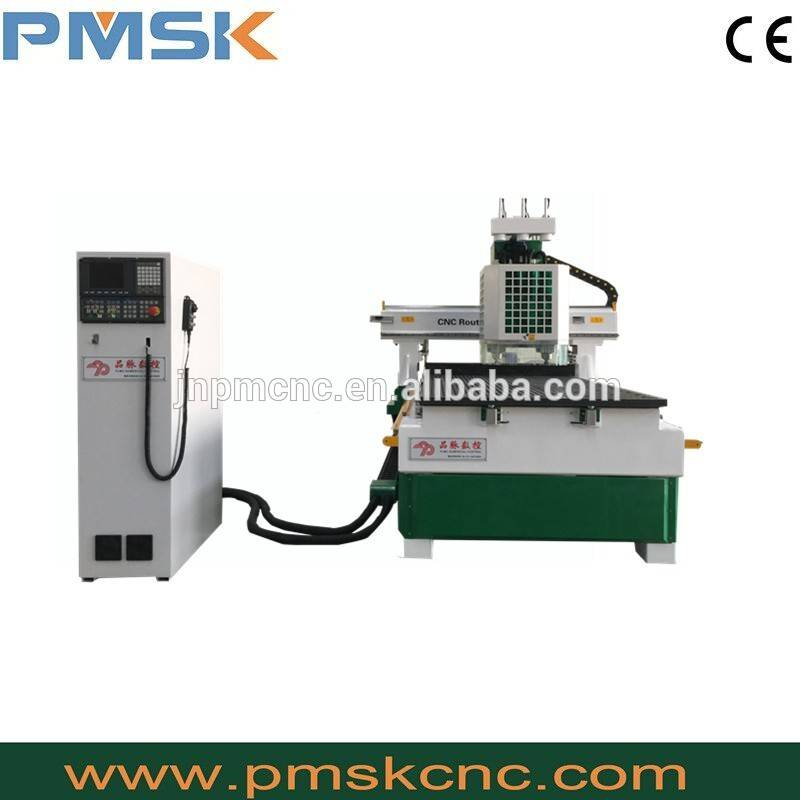 1325 mulit head wood cnc router/wood engraving machine