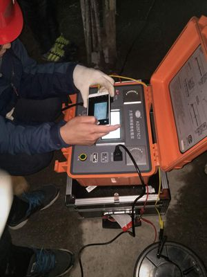 Lightning protection safety test service in china