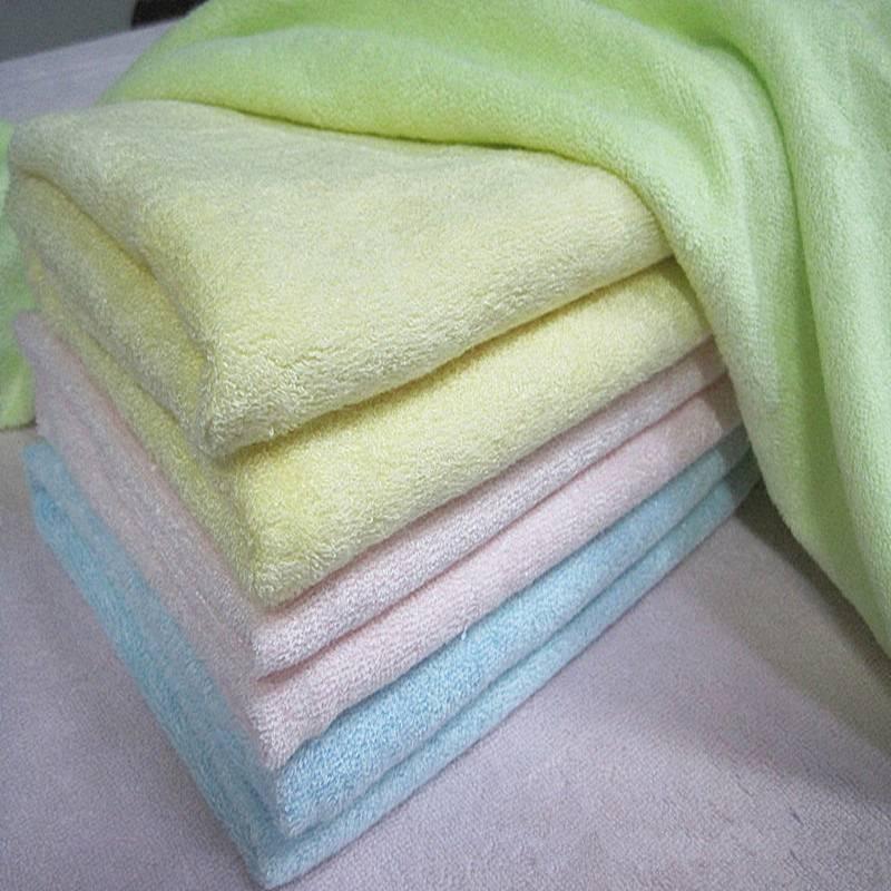 70*140cm 100%bamboo fiber towel, bath towel, beach towel