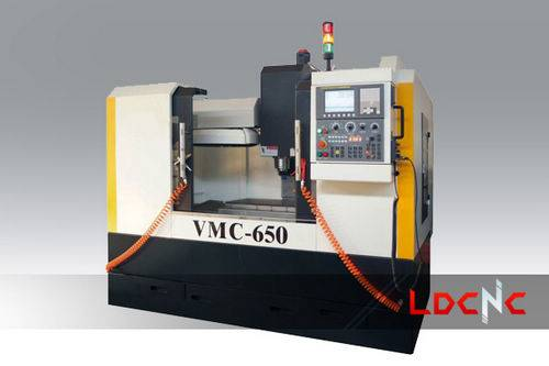 New Generation Vertical Machining Center VCM650