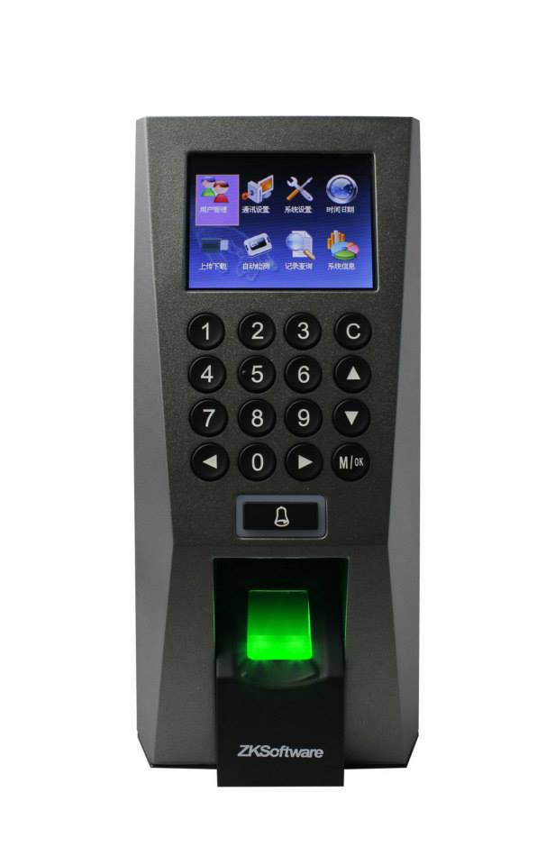 Fingerprint Acess Control And Time Attendance Device