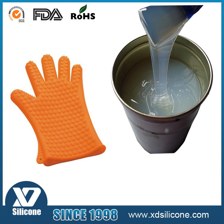 liquid silicone rubber for gloves