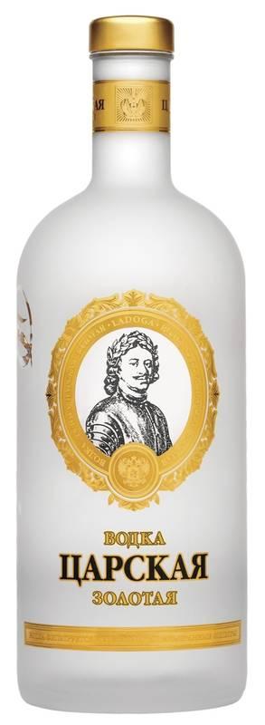 Czar's Gold Russian Vodka