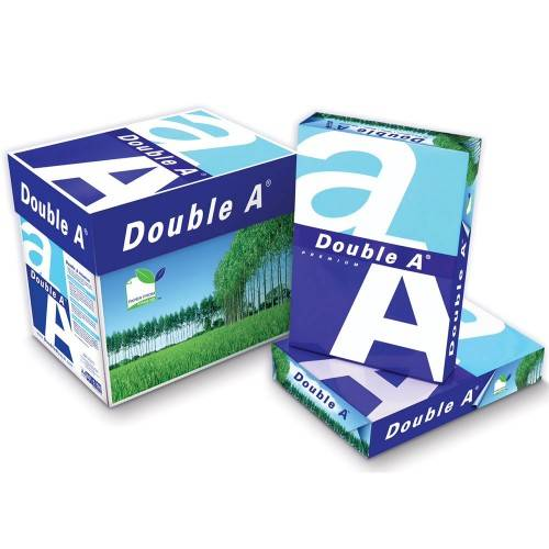 Double A A4, A3 Copy Paper 70gsm/75gsm/80gsm