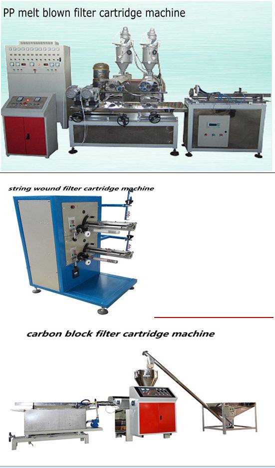 Filter Cartridge Production Line