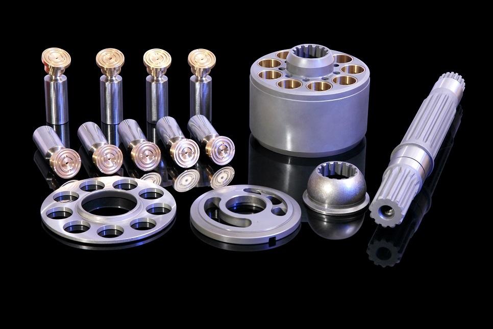 Kawasaki Excavator hydraulic piston pump parts K3V series