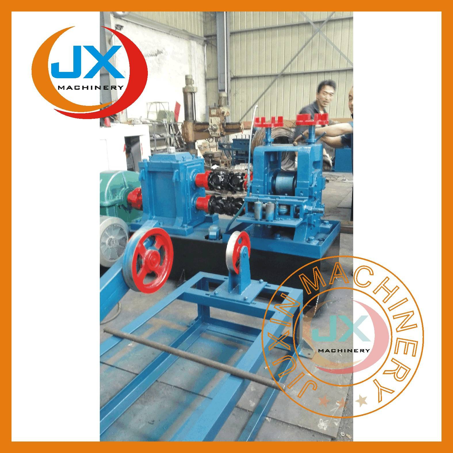 JX-320 type 70x5mm flat bar cold rolling mill line