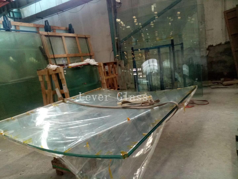 Glass Vacuuming film for glass laminating / Laminated glass vacuuming