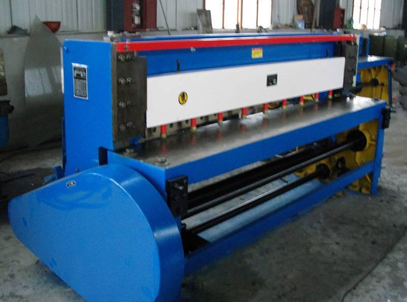 Q11-3×1200 Mechanical shearing machine