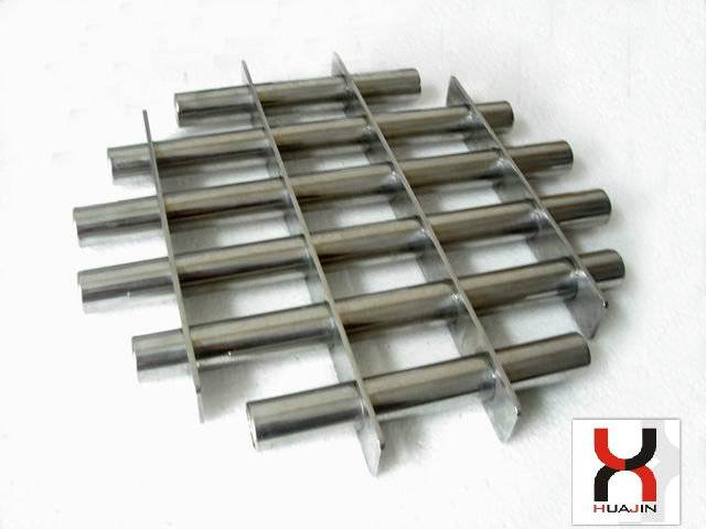 Strong Permanent Magnetic Grate-Round Shape Series