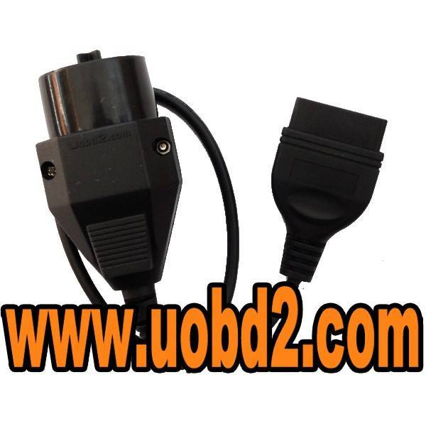 BMW 20pin to obd2 16 Pin Connector Free shipping