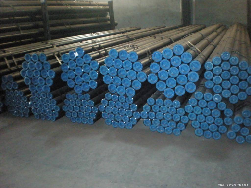ASTM A106 seamless carbon steel pipetube made in China