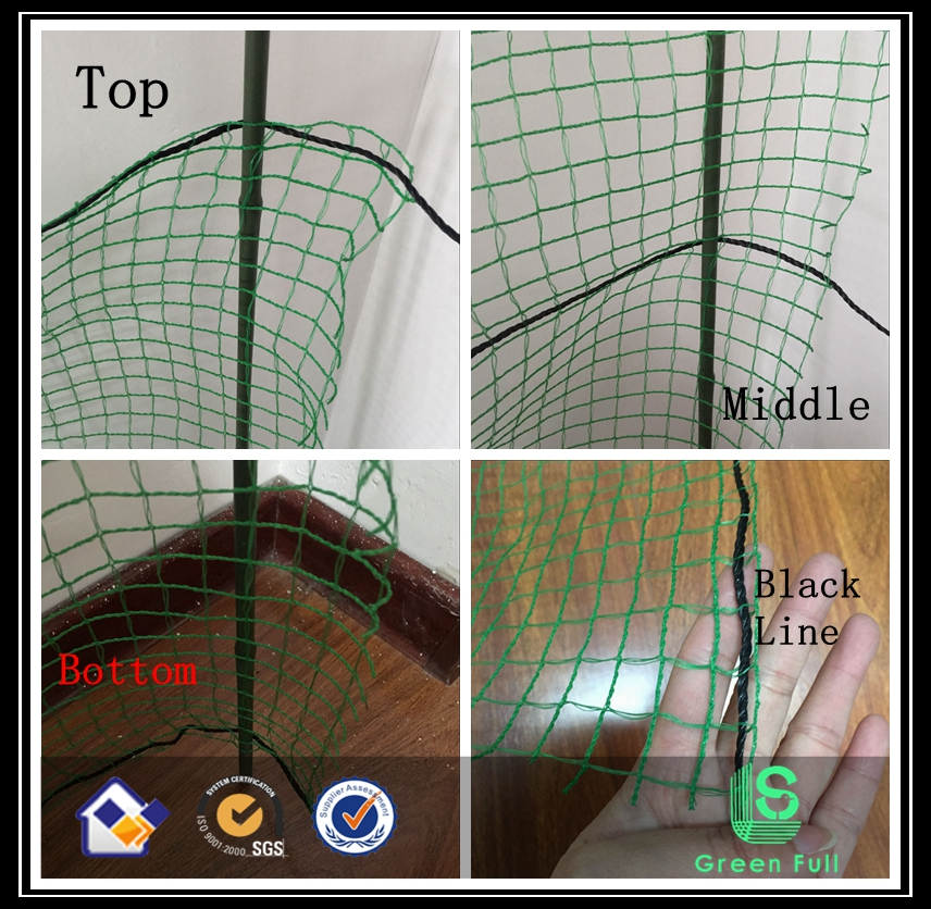 green anti animal net