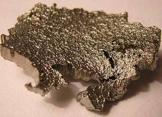 Holmium Metal