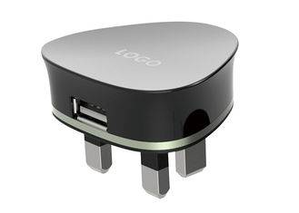 5V 1000mA  Travel Cell Phone Charger Single USB Wall Adapter