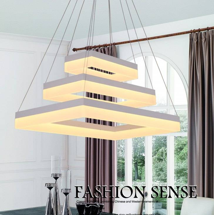 Innovative Design Pendent Square LED lighting
