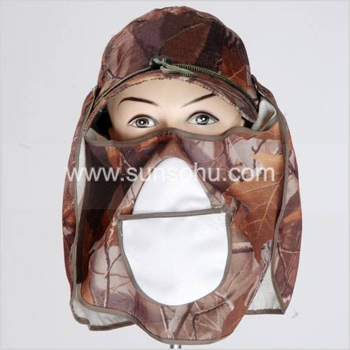 Wholesale fishing hat fishing cat