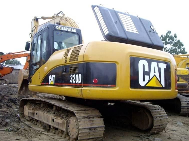 Used CAT Excavators for sale