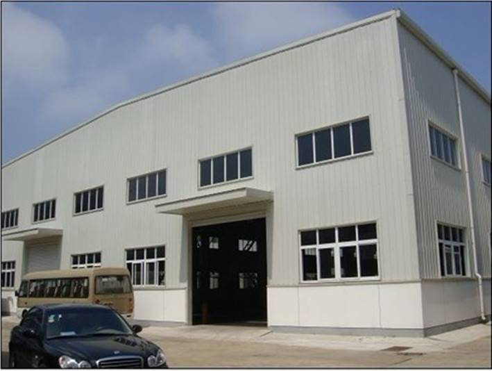 Prefabricated Professional Designed Steel Structure Workshop,China factory