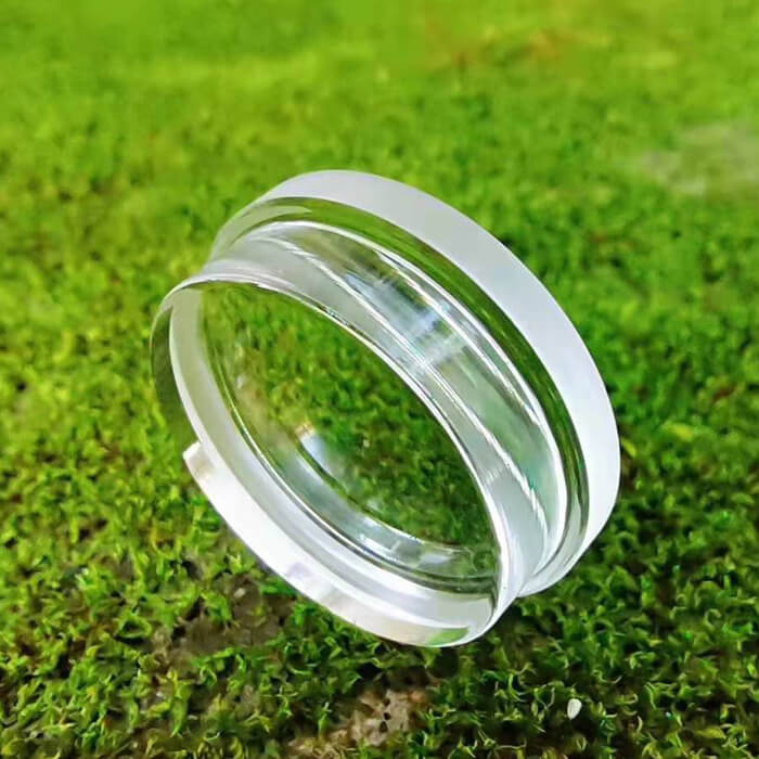 Custom Bonding Achromatic Doublet Lens Cemented-Double Lens