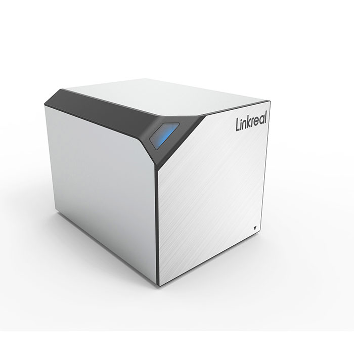 4 Bays NAS Network Attached Storage iSICS Server Private Cloud Storage