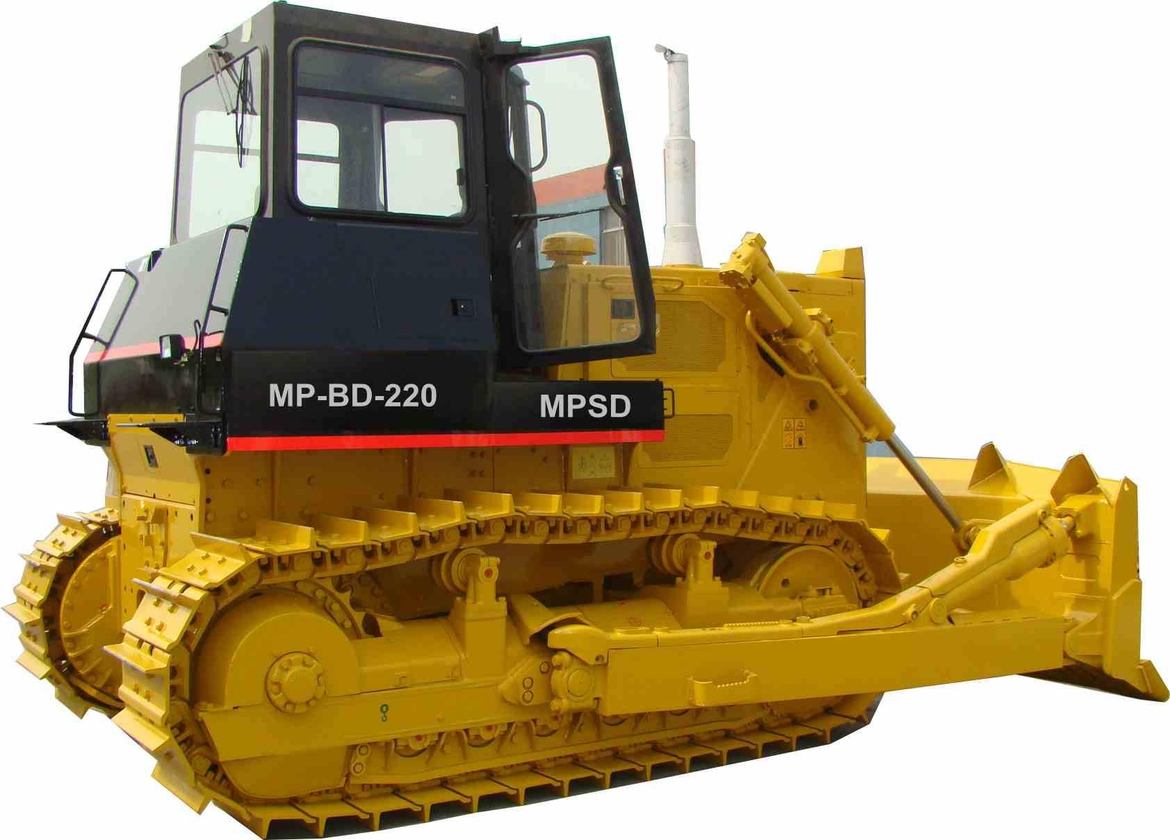 earthwork bulldozer