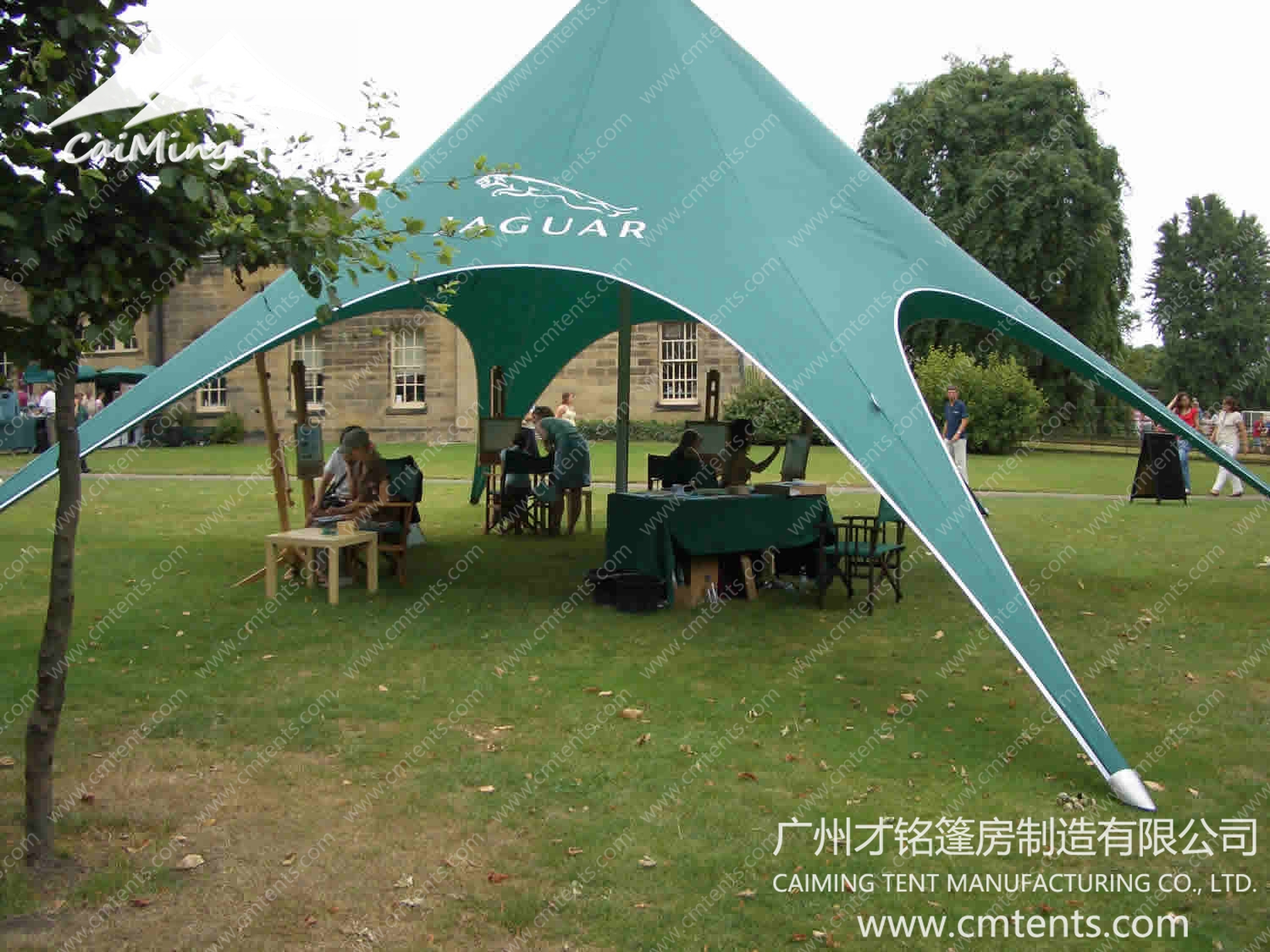 CaiMing Star Tents