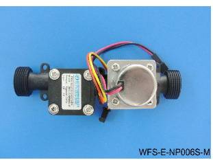 high temperature plastic integrated valve WFS-E-NP006S-M