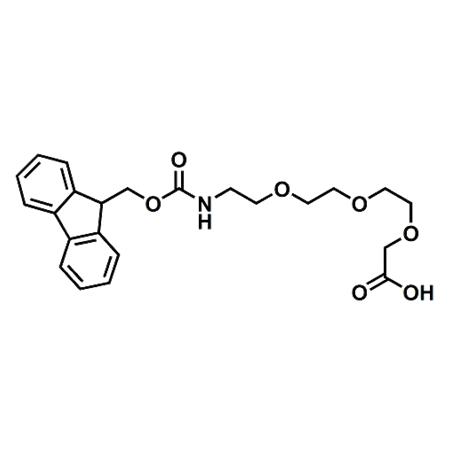 Fmoc-PEG3-acetic acid;Fmoc-AEEEA;CAS#139338-72-0