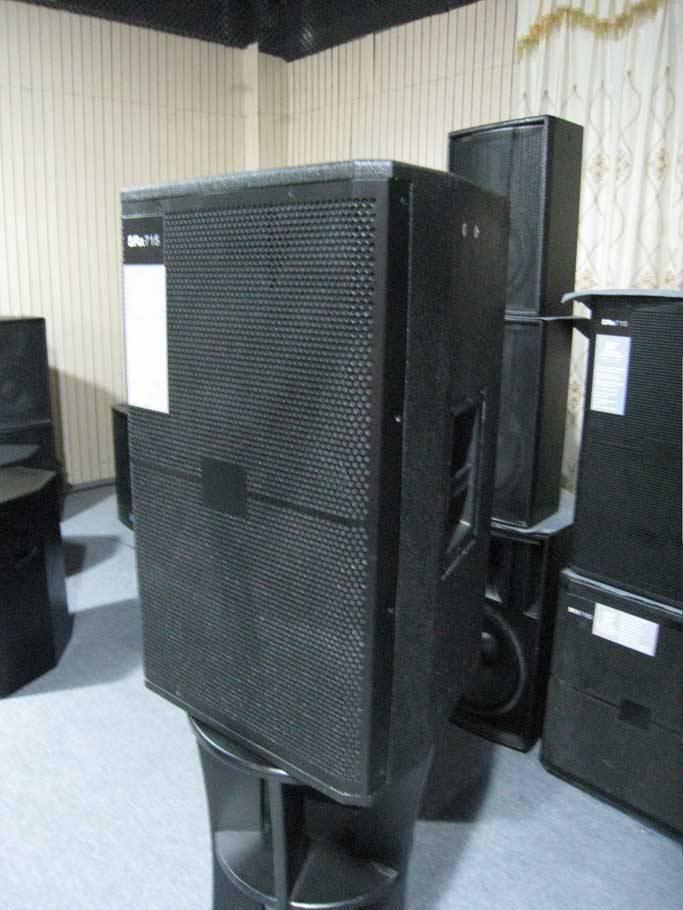 Club Used Stage KTV Karaoke System PA Audio System Loudspeaker(SRX715)
