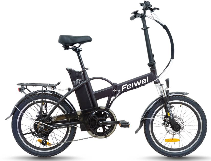 Folding electric bike(FR-TDN01Z)
