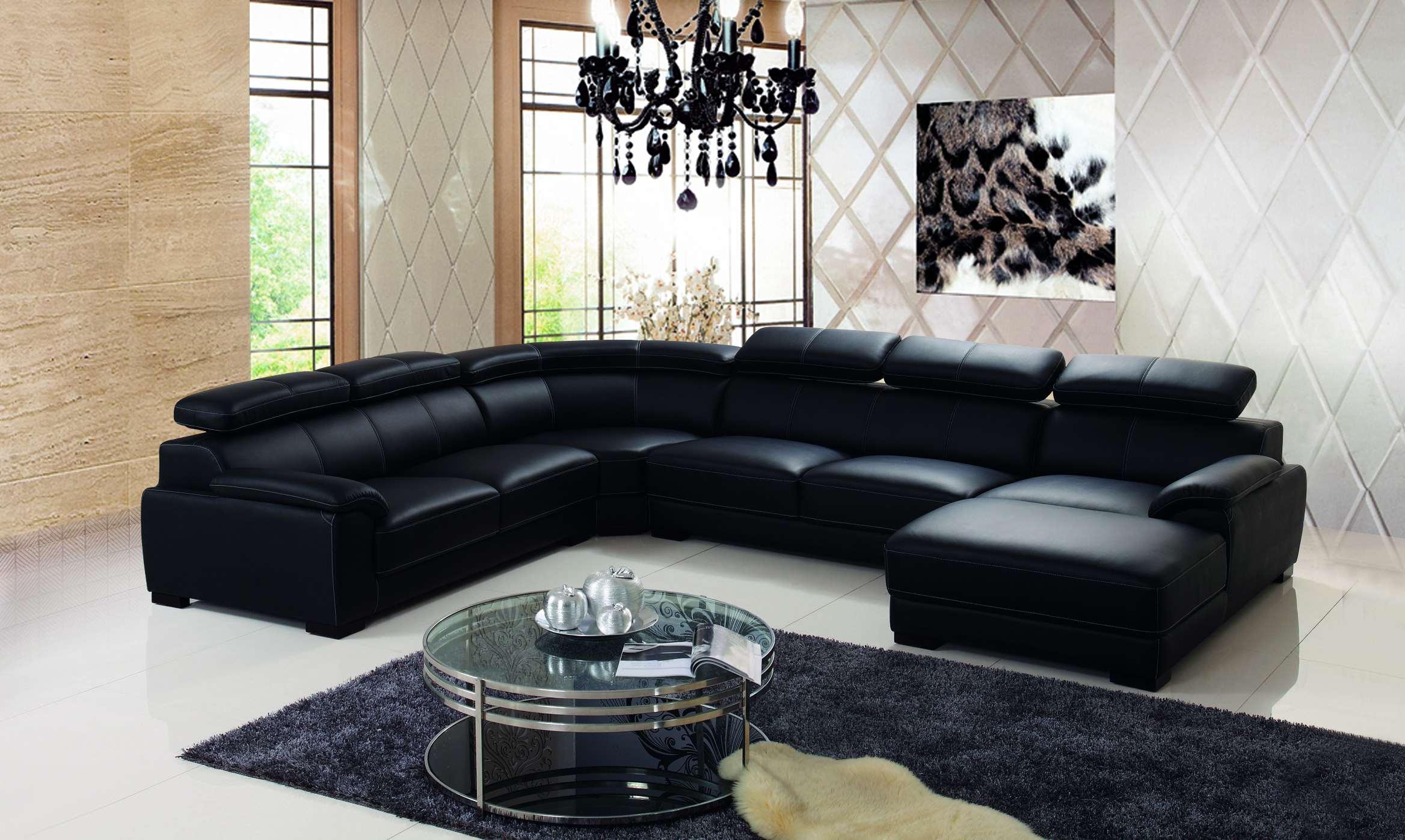 Italian Home Living Room Corner Sofa