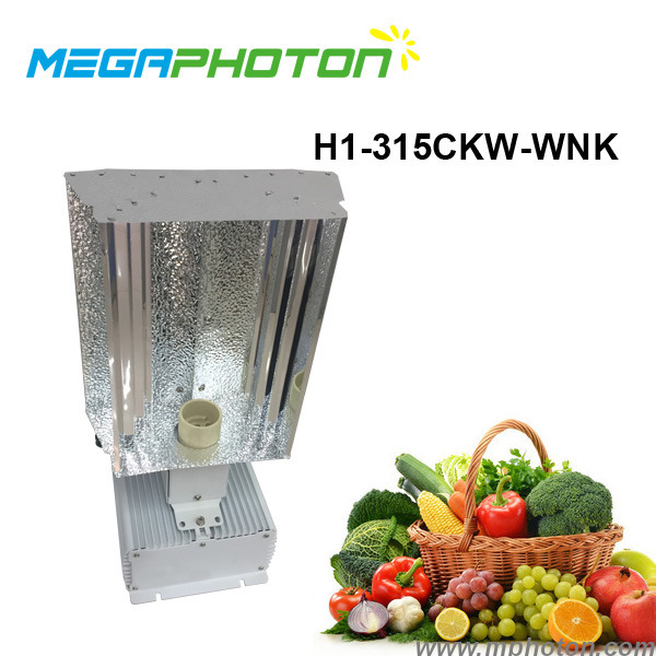 High pressure Sodium HPS 315W horticultural lighting for greenhouse hydroponics