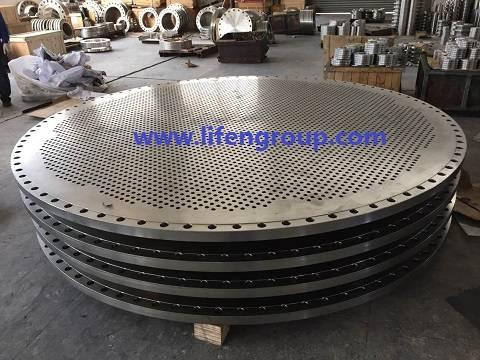 Tubesheet (Duplex Steel)