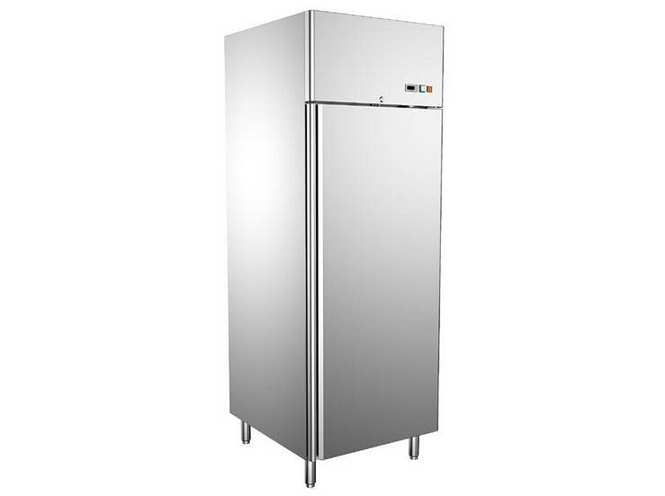 One Door Stainless Steel Refrigerator For Sale