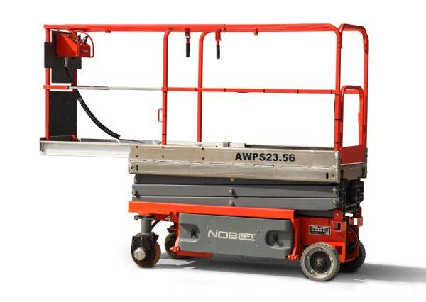Scissor lift Model no AWP23.56