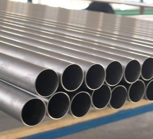 titanium heat exchanger pipe