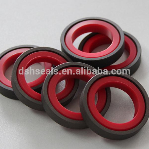 Heavy duty glyd ring,hydraulics seals and steel hydraulic